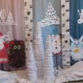 Театр из ладошек. Сказка «Наш друг Снеговик». Младшая разновозрастная группа