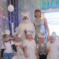 Сценарий праздника для детей младшего дошкольного возраста «В гостях у белого медведя»