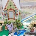 Огород на окне и лаборатория огородных наук в подготовительной группе Винни Пух. Сказка про подружек лягушек и медведя.