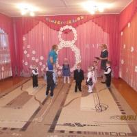 Мамин день «Утренник в детском саду у малышей 2–3 года»