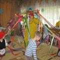 Развлечение «Весёлая карусель» для детей старшего дошкольного возраста