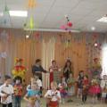 Народное гуляние Масленица. Сценарий праздника для старших дошкольников