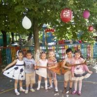 Сценарий развлечения для детей всех групп детского сада, посвященное Дню защиты детей