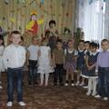 «Осенний бал» в детском саду (фотоотчет)