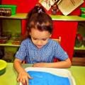 Мастер-класс «Изготовление цветного песка»