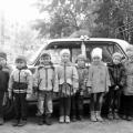 Фотоотчет. Детям о безопасности дорожного движения в День ГАИ.