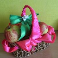 Выставка-конкурс «Дары осени». Поделки из овощей, фруктов, семян и других природных материалов