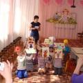 Художественная гостиная «Полевые цветы» (открытое мероприятие для родителей)