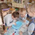 Познавательно-исследовательская деятельность дошкольников в средней группе