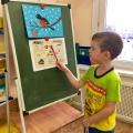 Опыт работы «Метод наглядного моделирования в работе по развитию связной речи у старших дошкольников»