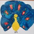 «Жар-птица!» Детский мастер-класс