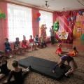 Развлечение для детей старшего возраста: «К нам приехал цирк!»