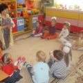 Конспект ОД «В гостях у бабушки» (вторая младшая группа)