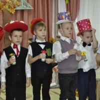 Мастер-класс по изготовлению атрибутов для музыкально-ритмической деятельности детей «Музыкальные грибочки» и «Божьи коровки»