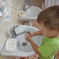 Проект «Привитие детям культурно-гигиенических навыков»