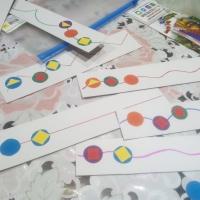 Мастер-класс по изготовлению дидактической игры «Продолжи рисунок» для детей 4–5 лет