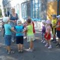 Развлечение для детей старшей группы «На поиски клада»