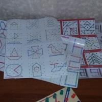 «Геометрический планшет с Фиксиками» Игра для старшего дошкольного возраста