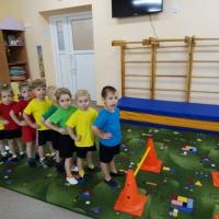 Физическое развитие в младшем дошкольном возрасте