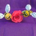Мастер класс «Веселые пчелки»