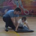 Фотоотчет о районных соревнованиях «Весёлые старты» среди воспитанников ДОУ