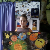 Досуг «12 апреля-День Космонавтики»