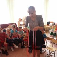 Конспект занятия по физическому развитию на тренажерах сложного устройства для старшего дошкольного возраста «Поиски ключа»