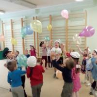 Игровая программа, посвящённая празднику «День Защитника Отечества» для детей средней группы
