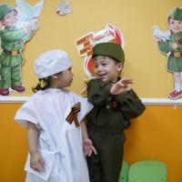 Фотоотчет «9 Мая— День Победы!»