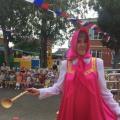 Сценарий праздника «Машенька в гостях у ребят на празднике «Яблочный Спас»