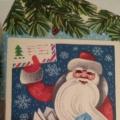 Наши поздравления Дедушке Морозу (фотоотчёт)