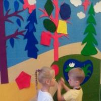 Консультация «Игры Воскобовича в детском саду»