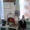 Приобщение детей к народным традициям и быту. Музей «Русская изба»