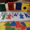 «Развивайка» дидактические игры и пособия сенсорного содержания своими руками