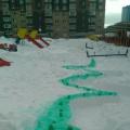 Проект «Оформление зимнего прогулочного участка для старшей группы»