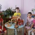Мастер-класс по работе с родителями «Городецкая роспись— как её нам не знать»