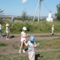 Целевая прогулка (экскурсия) в детском саду.