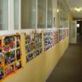 Выставка «До свидания, детский сад!». Оформление экспозиции стенгазет, посвящённой выпуску дошколят в школу