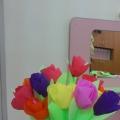 Мастер класс «Тюльпаны»