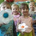 «Ты самая любимая на свете у меня! С праздником, родная моя!» 8 марта в детском саду