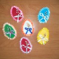 Пасхальные сувениры-магнитики (МК)