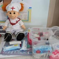 Фотоотчет «Мы— будущие врачи!» Профориентация дошкольников