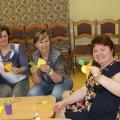 Мастер-класс для педагогов «Изготовление игрушек из фетра и их многофункциональное использование в работе с детьми»