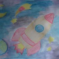 Конспект познавательно-игрового занятия для подготовительной группы «Хочу быть космонавтом»