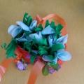 Поделка «Подснежники-первые цветы»