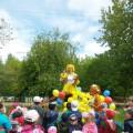 Фотоотчёт о летнем развлекательном мероприятии «День чудесных открытий», посвященном Дню защиты детей