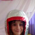 Мастер-класс по созданию шлема космонавта