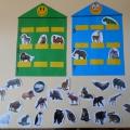 Дидактическая игра для детей старшего дошкольного возраста с ОНР «Рассели животных»