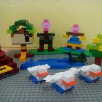 Конспект занятия факультатива «Лего мастер» «Путешествие в сказку» по Лего-конструированию для детей подготовительной группы