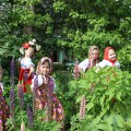 Сценарий летнего праздника «Ах, лето!»